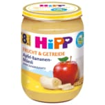 Hipp Frucht & Getreide Bio Apfel-Bananen-Müsli 190g