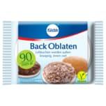 Küchle Back Oblaten 90mm 26g