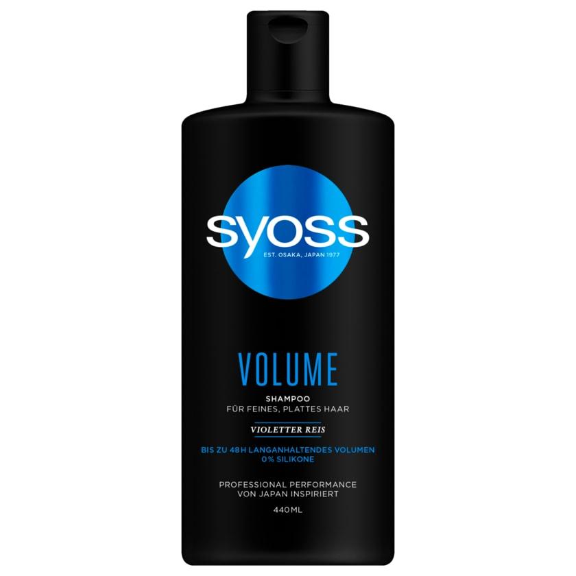 Syoss Shampoo Volume 440ml