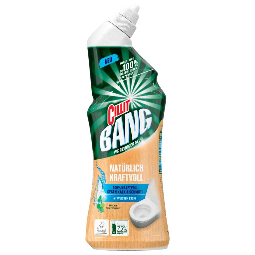 Cillit Bang WC-Reiniger-Gel Natürlich Kraftvoll 750ml