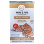 Whole & Pure 3 Whole & Pure Brötchen 270g