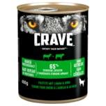 Crave Pastete mit Lamm & Rind 400g