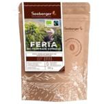 Seeberger Bio Espresso Feria Bohne 250g