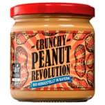 Crunchy Bio Peanut Revolution vegan 375g