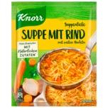 Knorr Suppenliebe Suppe mit Rind 750ml