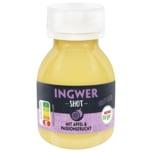 REWE to go Ingwer Shot mit Apfel & Passionsfrucht 60ml