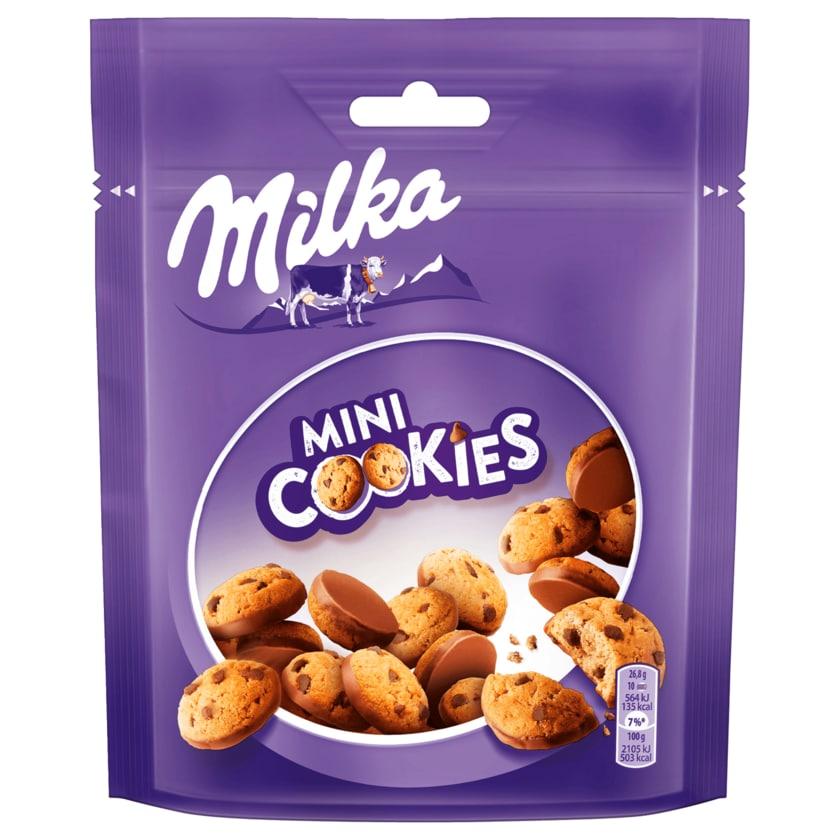 Milka Mini Cookies 110g