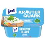 ja! Kräuterquark leicht 200g