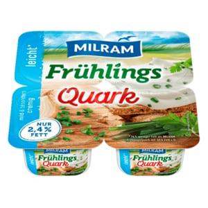 Milram Frühlingsquark leicht 4x62,5g