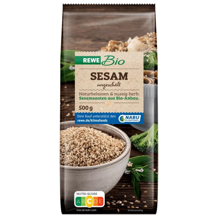 REWE Bio Sesam ungeschält 500g