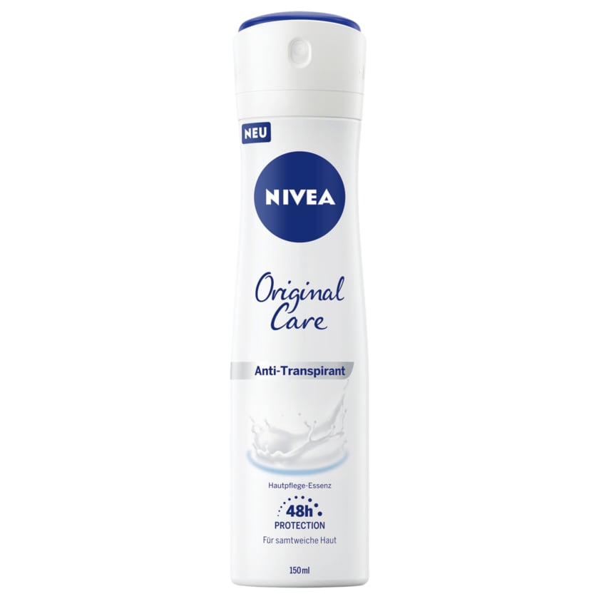 Nivea Deospray Original Care Antitranspirant 150ml