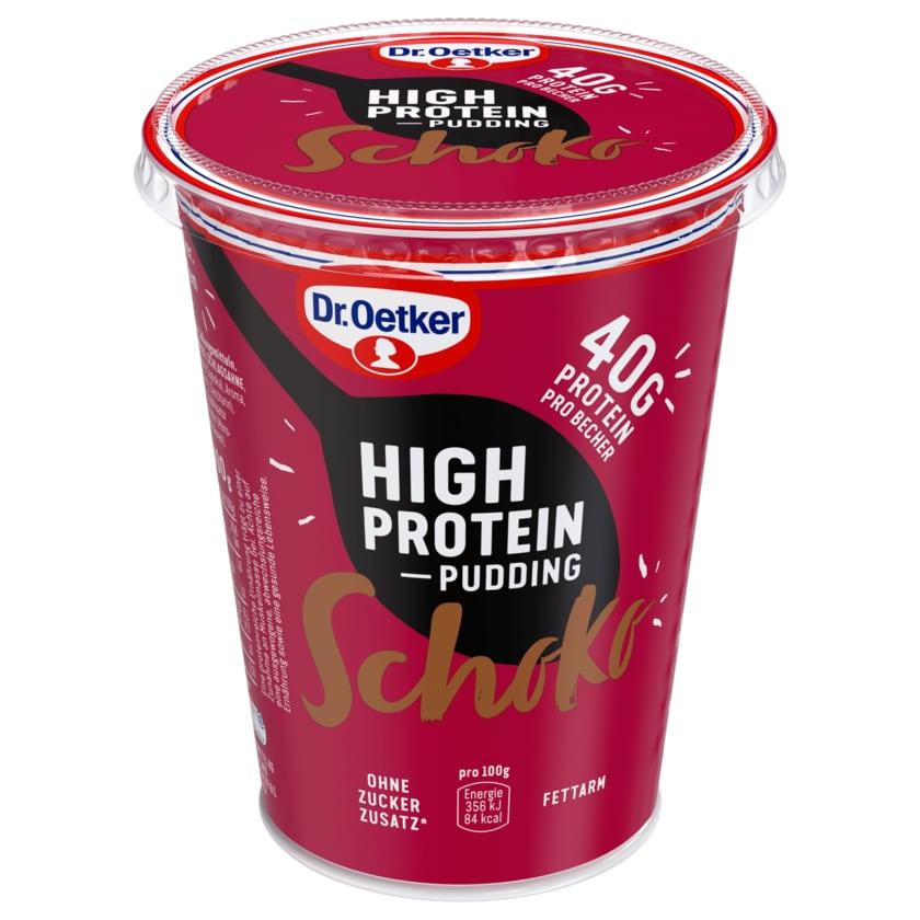 Dr. Oetker High Protein-Pudding Schoko 400g