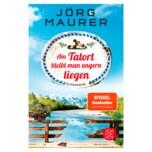 Am Tatort bleibt man ungern liegen, Jörg Maurer