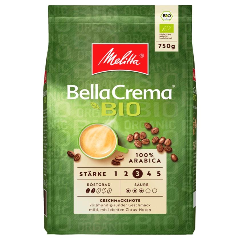 Melitta BellaCrema Bio 750g
