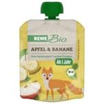 REWE Bio Apfel Banane 90g