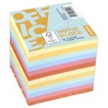 Vivess Notizblock 9x9cm farbig 700 Blatt