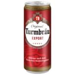Original Turmbräu Export Preimium Bier 0,5l