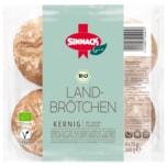 Sinnack bio Landbrötchen Kernig 300g
