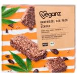Veganz Bio Hanfriegel Schoko 3 Stück