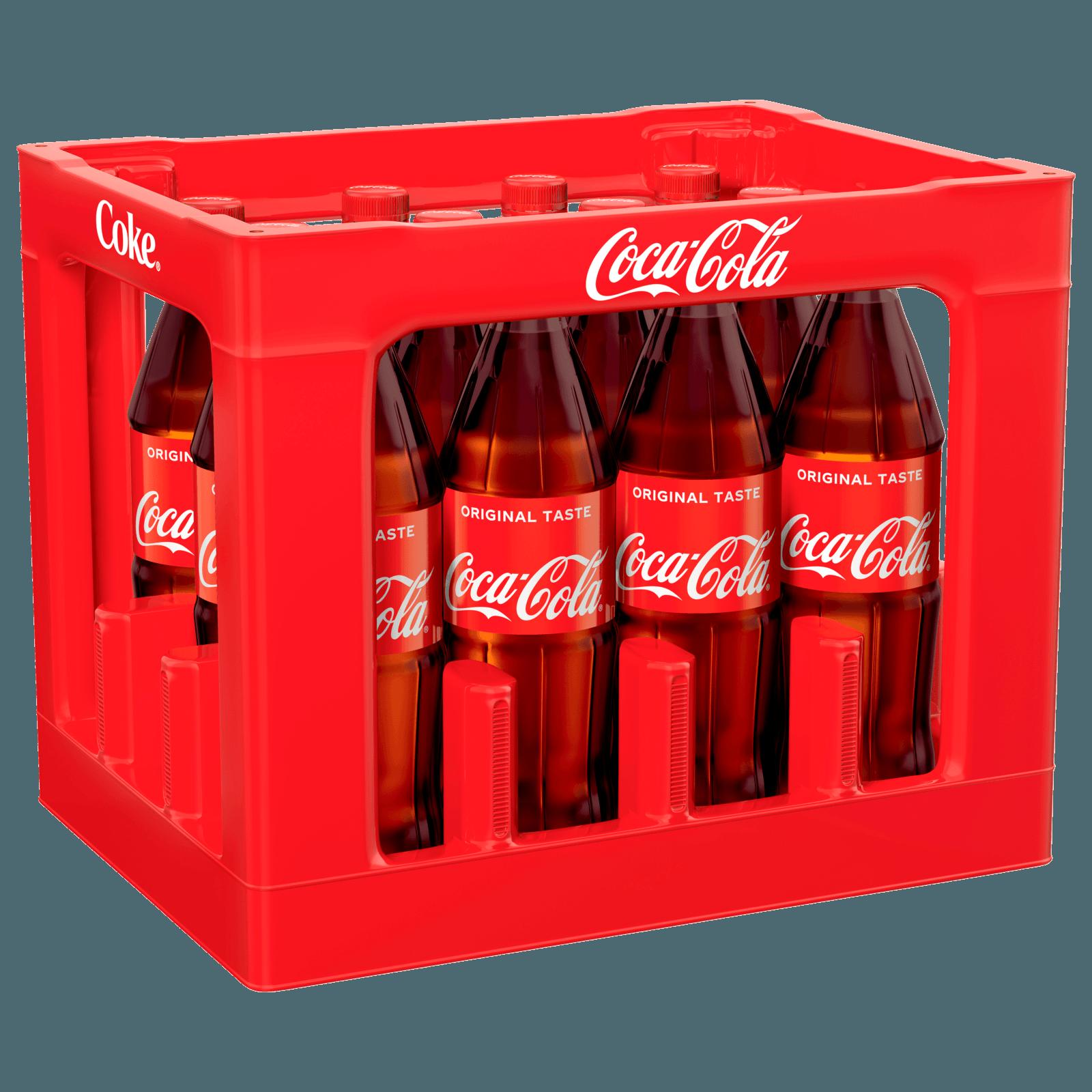 coca cola kiste preis