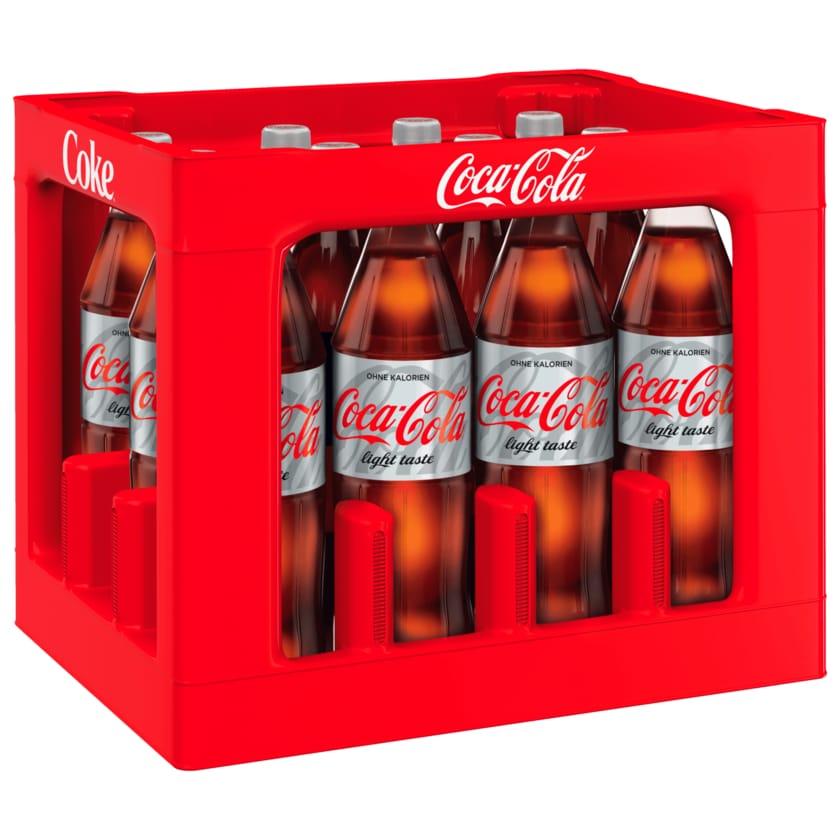 Coca-Cola light taste 12x1l