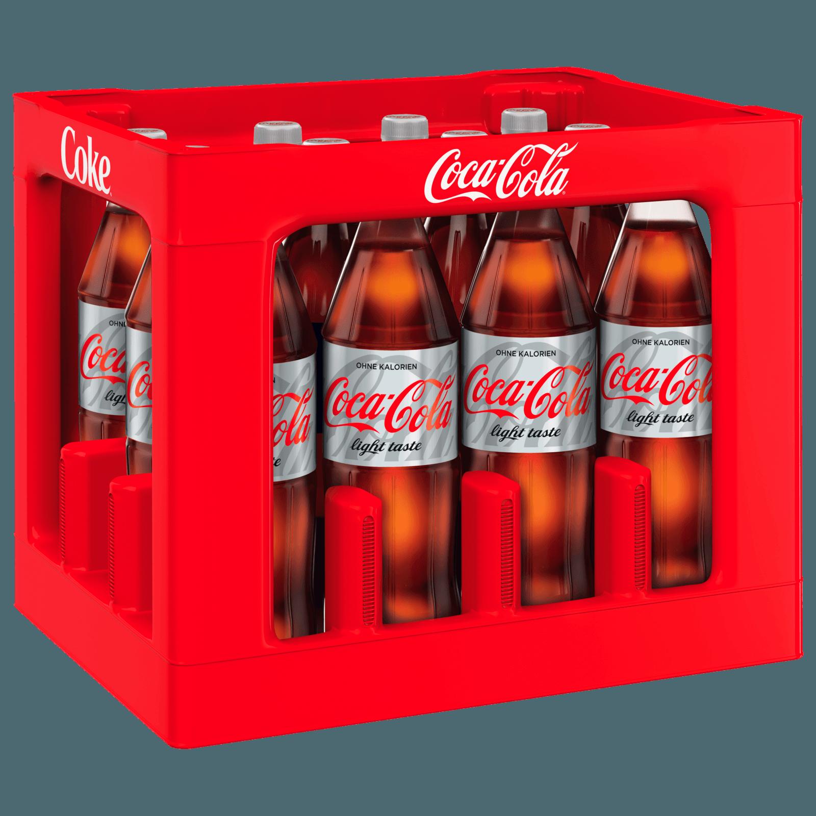 Coca-Cola light 12x1l