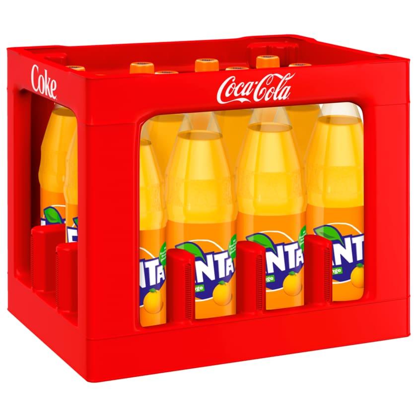 Fanta Orange 12x1l