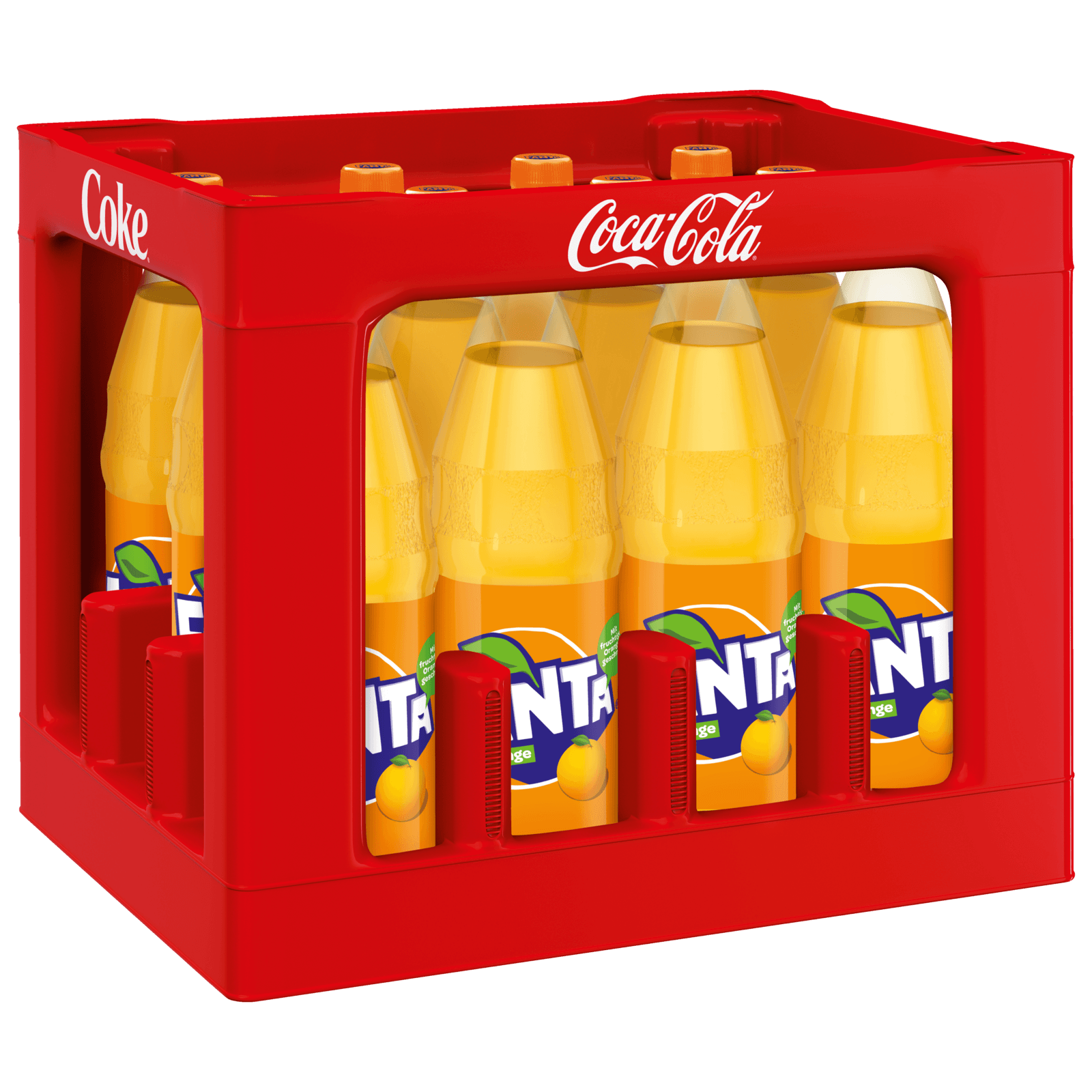 FANTA ORANGE 1,0 L PET MW