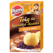 Pfanni Teig für Kartoffel-Knödel halb & halb 750ml