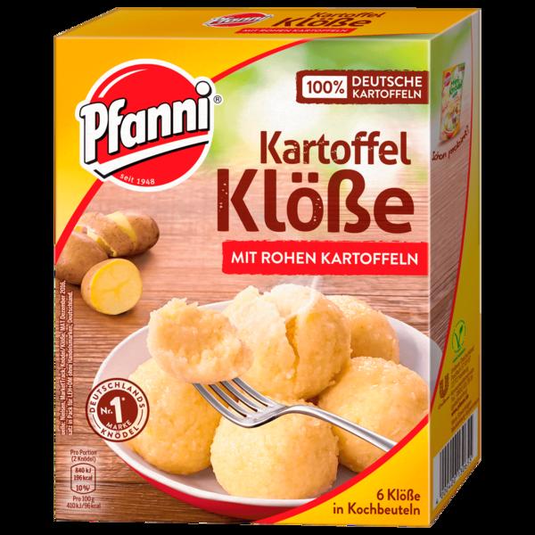 Pfanni Kartoffelknödel der Rohe 200g