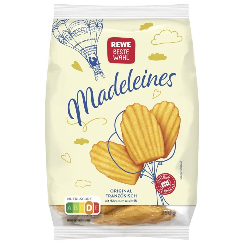 REWE Beste Wahl Madeleines 250g