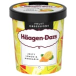 Häagen-Dazs Zesty Lemon & Mandarin 460ml