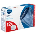 Brita Wasserfilter Marella Blau Jahrespakete inkl. 12 MAXTRA+