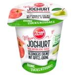 Mein Zott Joghurt Apfel-Birne 150g