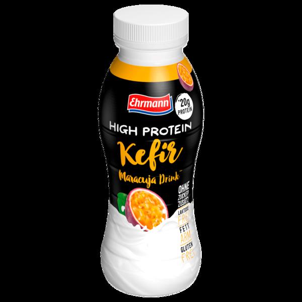 Ehrmann High Protein Kefir Maracuja Drink 350ml
