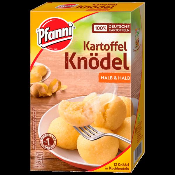 Pfanni Kartoffelknödel halb & halb 400g