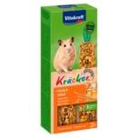 Vitakraft Kräcker + Honig & Dinkel für Hamster 2 Stück