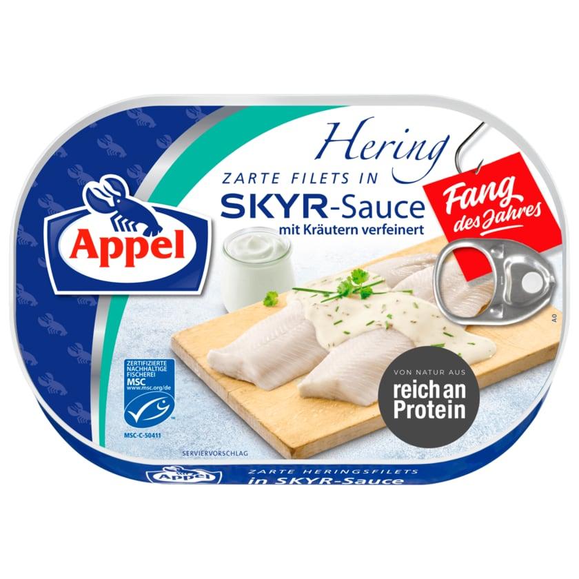 Appel MSC Heringsfilets in Skyr-Sauce 190g