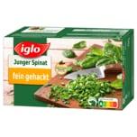 Iglo Junger Spinat fein gehackt 750g