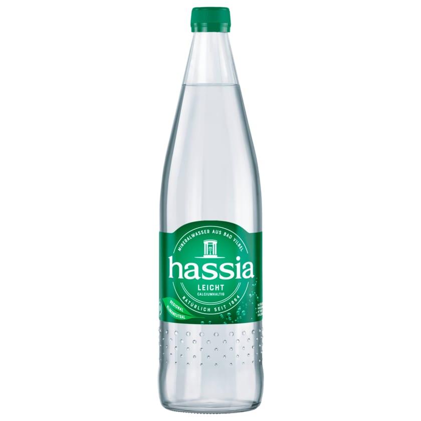 Hassia leicht 0,75l