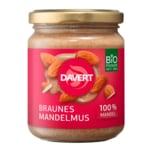 Davert braunes Mandelmus Bio 250g
