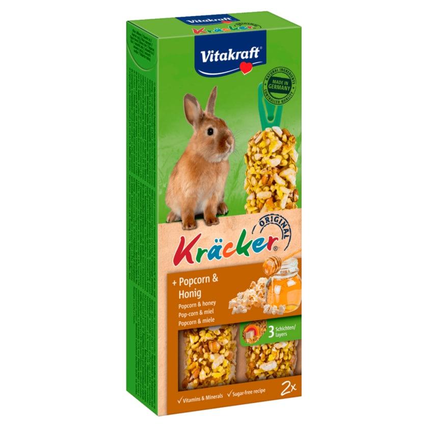 Vitakraft Kräcker + Popcorn & Honig 2 Stück