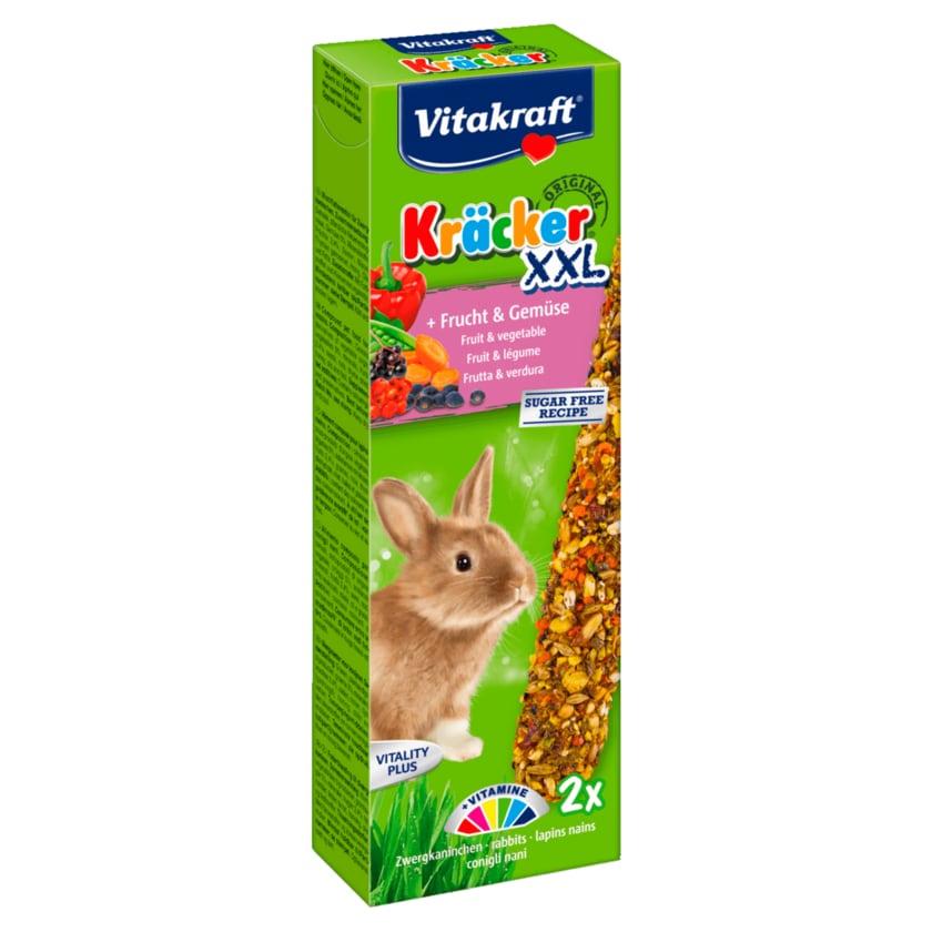 Vitakraft Kräcker XXL + Frucht & Gemüse 2 Stück