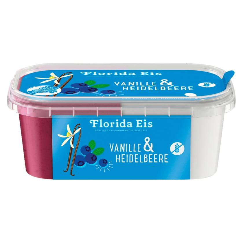 Florida Eis Vanille & Heidelbeere 150ml