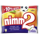 nimm2 Orangen- und Zitronenbonbons 264g