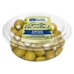 Kühlmann Grüne Oliven mit Frischkäse 150g