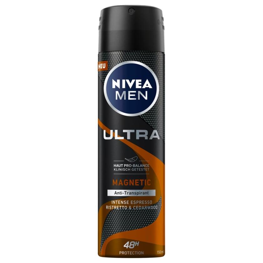 Nivea Men Ultra Deospray Magnetic 150ml