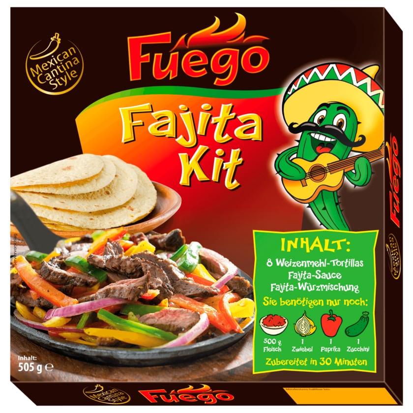 Fuego Fajita Kit 505g