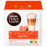 Nescafé Dolce Gusto Latte Macchiato Caramel 145,6, 16 Kapseln