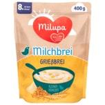 Milupa Milchbrei Grießbrei 400g